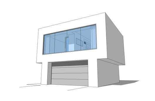 Duplex de un dormitorio y 73 metros cuadrados
