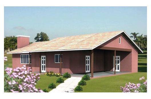 Planos de casas de 100 metros cuadrados gratis planos de for Modificaciones de casas pequenas