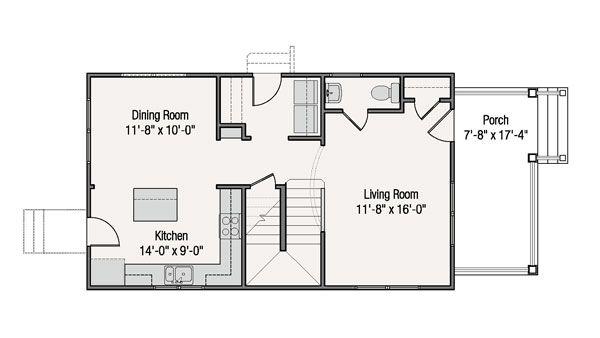 Hermosa casa de dos pisos 3 dormitorios y 126 metros for Piso 70 metros cuadrados 3 habitaciones
