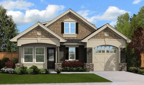 Planos de casas americanas planos de casas gratis for Casa con grande garage