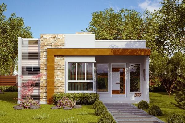 Ver planos de casas de 70 metros cuadrados planos de for Planos casas pequenas modernas