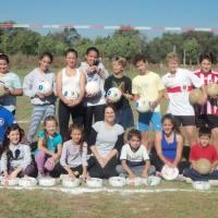 Mundial 2015 de Faustball en Argentina