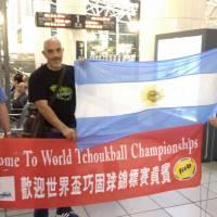 Mundial de Tchoukball en Taiwán