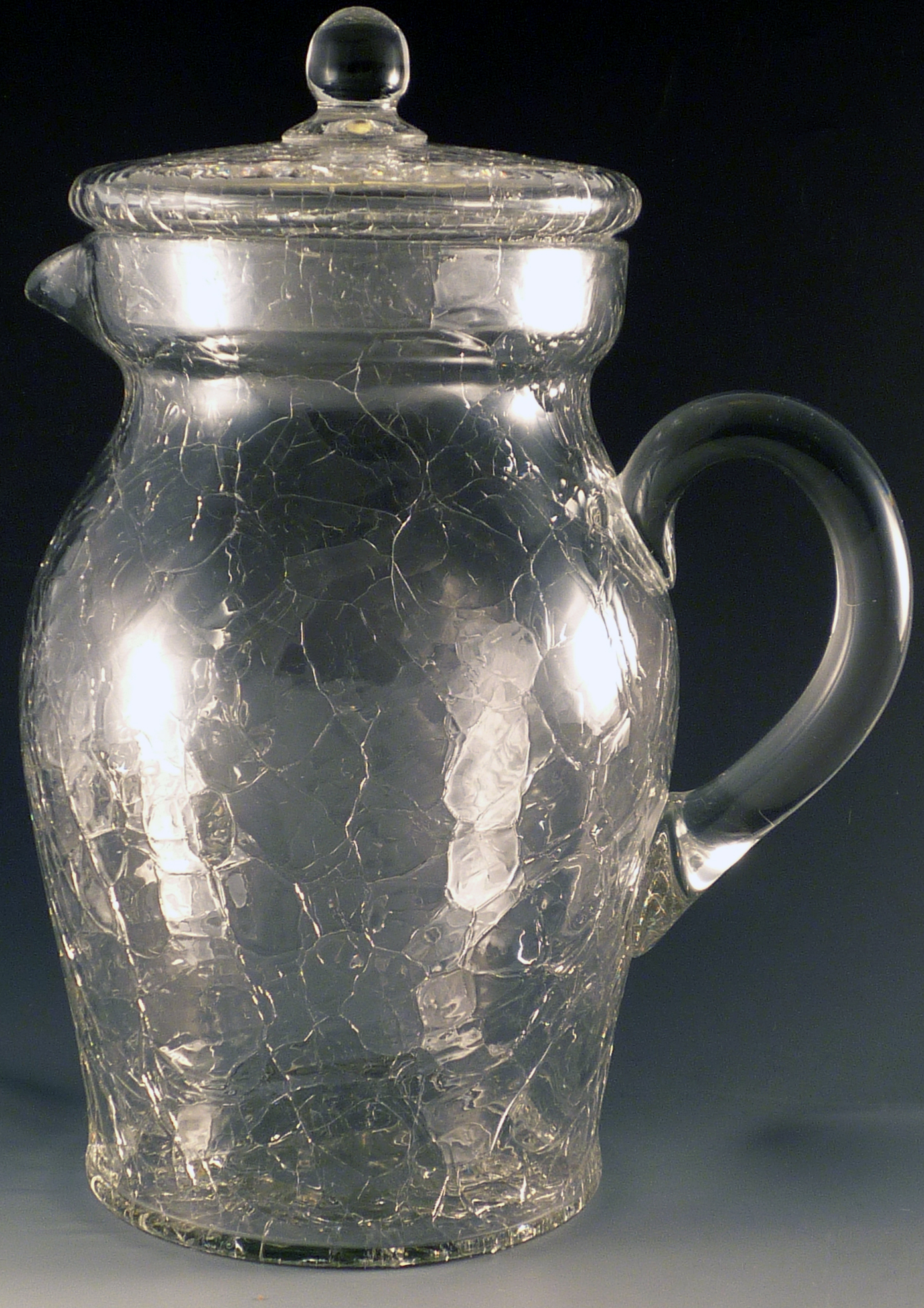 Small Glass Pitcher With Lid Tip Of The Week Check Pitchers For Cracks And Damage