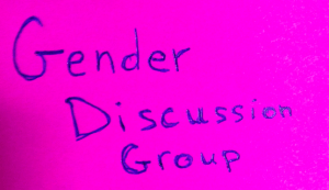 Gender Discussion Group