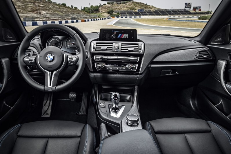 BMW M2 Coupe Innenraum