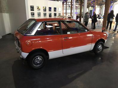 Mazda Chantez 1972