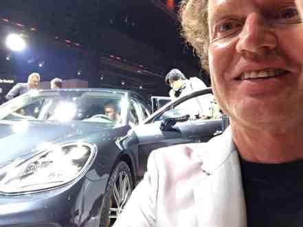 Porsche Panamera Weltpremiere in Berlin