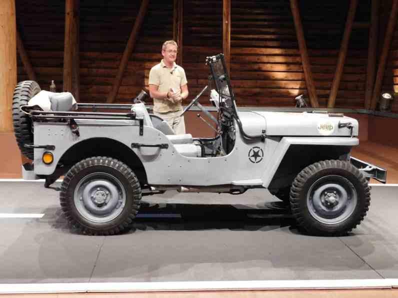 Markus Hauf, PR-Verantwortlicher für die Marke Jeep in Deutschland
