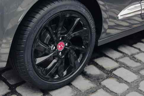 DS 3 Performance Line Felge