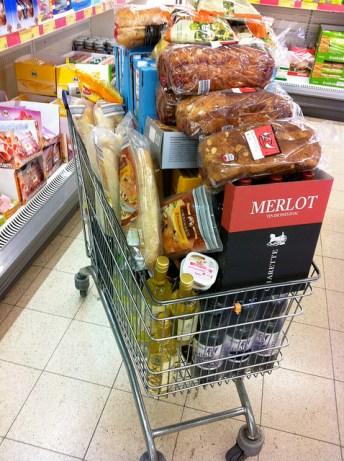 """Im Supermarkt wie im Bordell: Devise lautet """"zugreifen""""."""