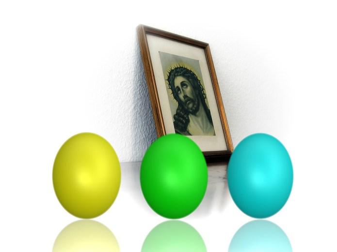 Wäre Jesus nicht für dich am Kreuz gestorben, müsstest du jetzt arbeiten!