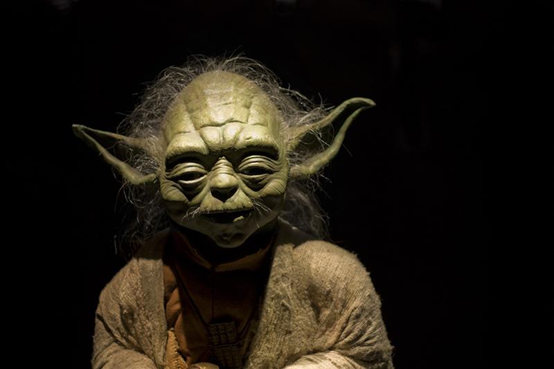 Verwirrung total: Auch bei Star Wars gibt es Wesen mit spitzen, grossen Ohren.