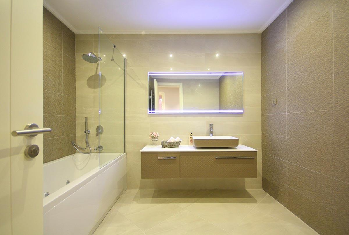 Wellness Badezimmer Gestaltung   Der Ruheraum Der Sauna Und Der ...