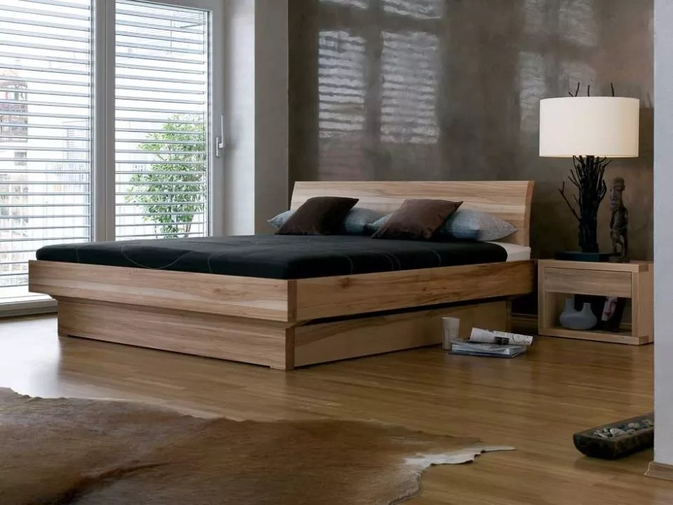 holzbetten von dormiente f r nat rlichen schlaf. Black Bedroom Furniture Sets. Home Design Ideas