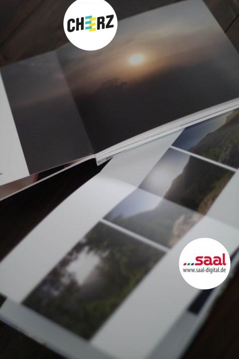 Fotobuch Cheerz Saal-Digital Vergleich Fotoalbum Logo1