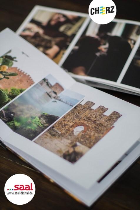 Fotobuch Cheerz Saal-Digital Vergleich Fotoalbum Logo3
