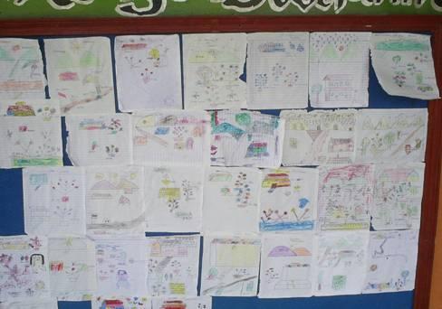 Contoh Karangan Untuk Anak Sd Contoh Judul Ptk Untuk Sd Sekolah Dasar Karya Tulis Anak Seperti Cerita Karangan Puisi Laporan Buku Yang Dibuat Anak