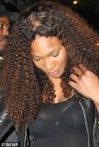 Serena Williams Hair Weave