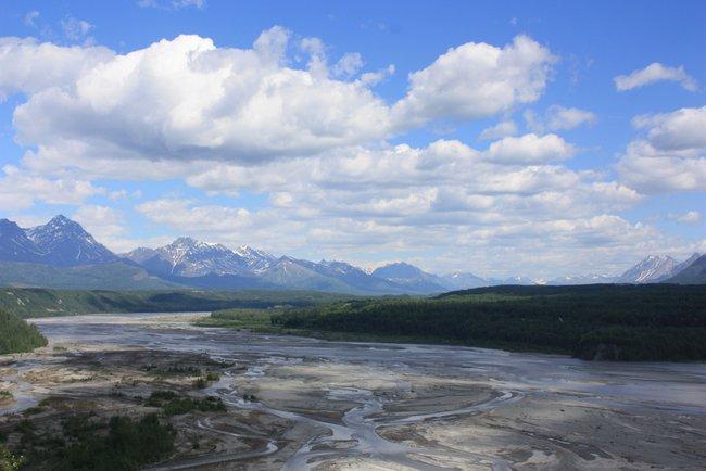 Alaska. Travel to all 50 states