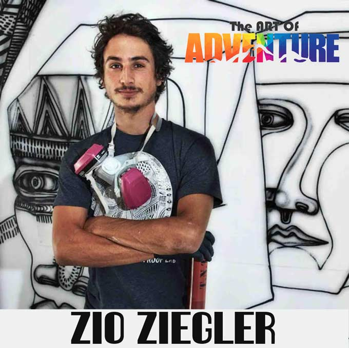 AOA004: How To Commit To Creative Authenticity with Zio Ziegler