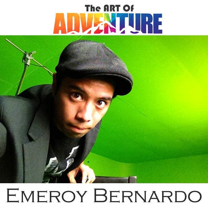 AOA 013: Professional Breakdancer Emeroy Bernardo on Listening To What The World Tells You