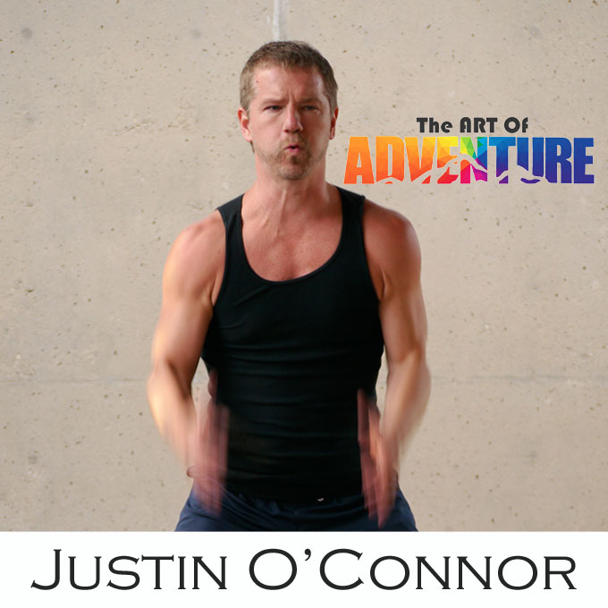 AOA 018 | Justin O'Connor | The Under 20 Workout