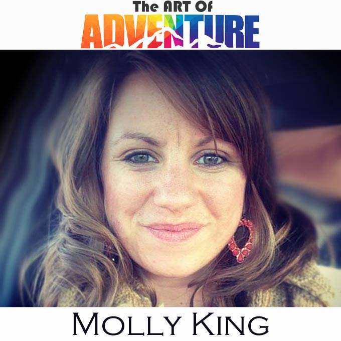 AOA 012: Don't Settle! Create The Life You Can Be Proud Of With Molly King