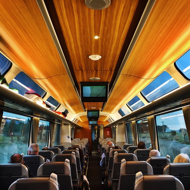 Art of Adventure KiwiRail Northern Explorer