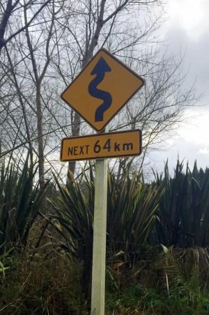 Art of Adventure Derek Loudermilk New Zealand North Island Curves Ahead