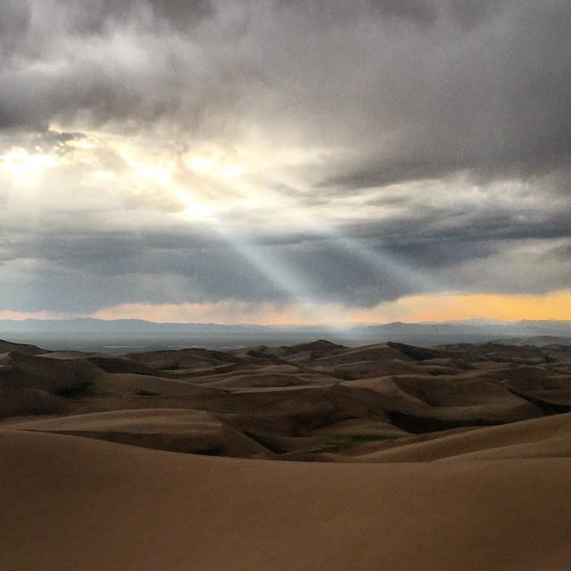 Great Sand Dunes National Park Art of Adventure