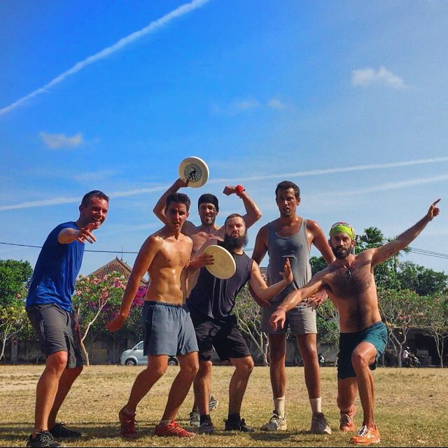 Jonny Freesh Frisbee