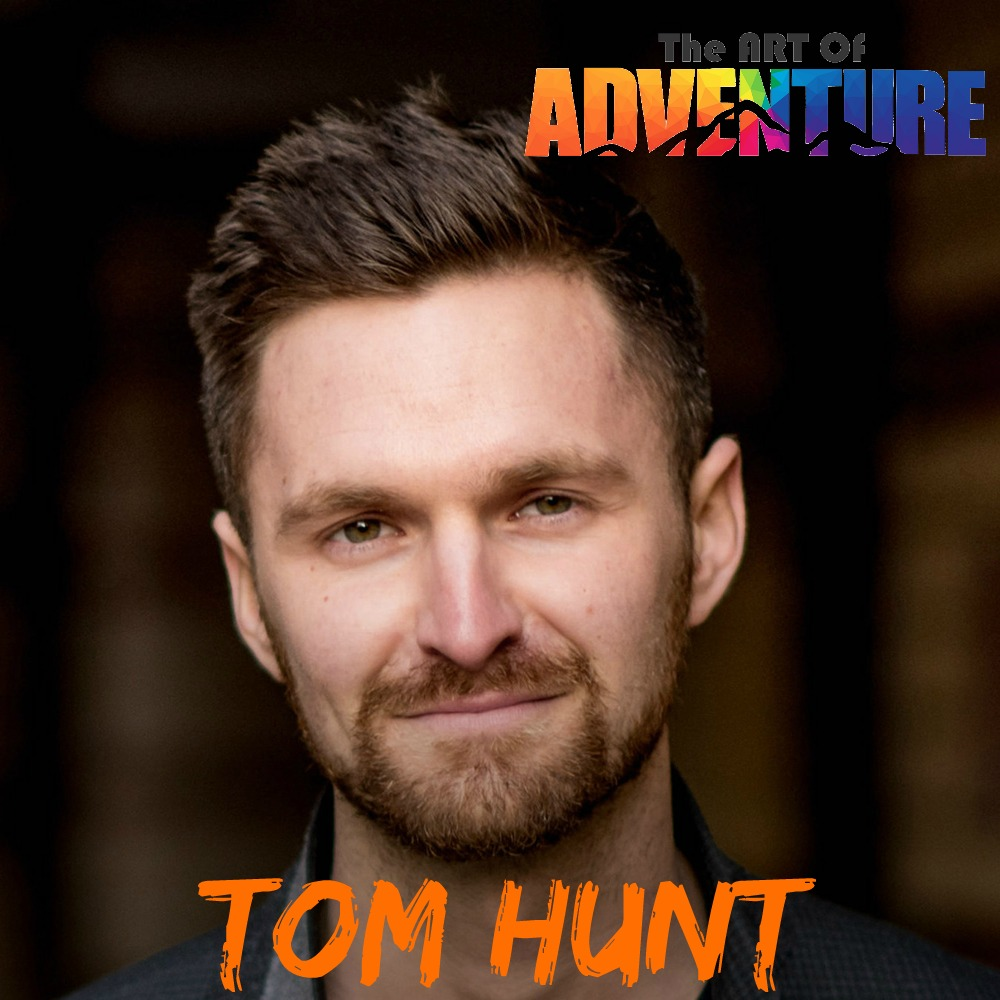 AOA 132 | Tom Hunt | Building A Virtual Marketplace