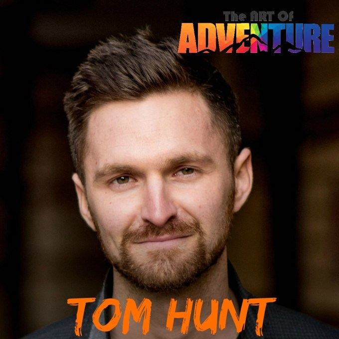 Tom Hunt Art of Adventure
