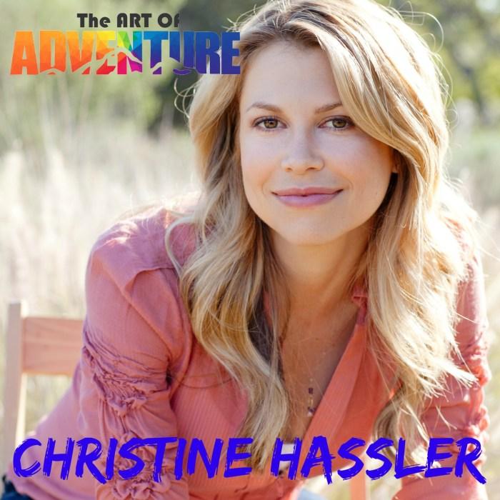 Christine Hassler Art of Adventure