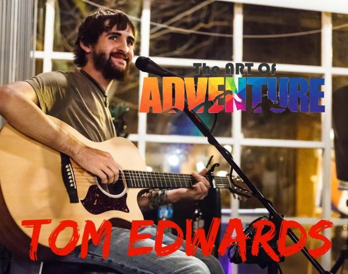 Tom Edwards Art of Adventure