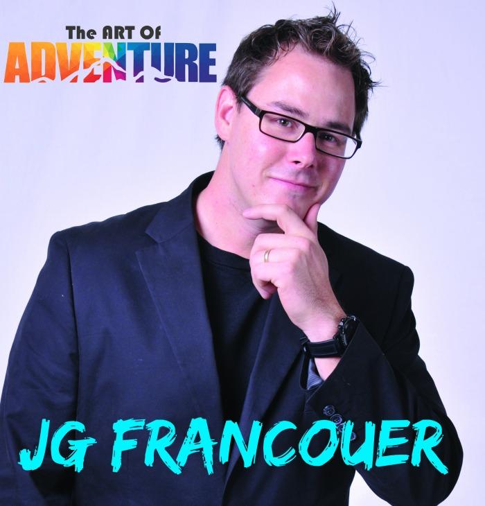 JG Francouer Art of Adventure