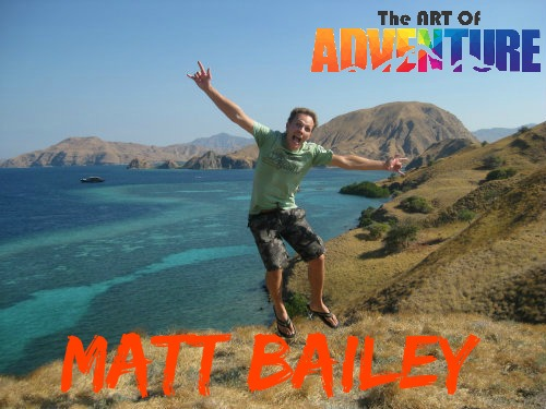 AOA 153 | Matt Bailey | Travel Hacking and the Limitless Lifestyle