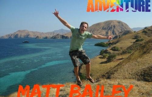 Matt Bailey Art of Adventure