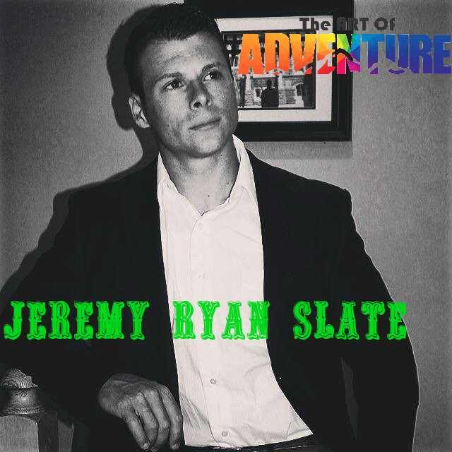 Jeremy Ryan Slate Art of Adventure