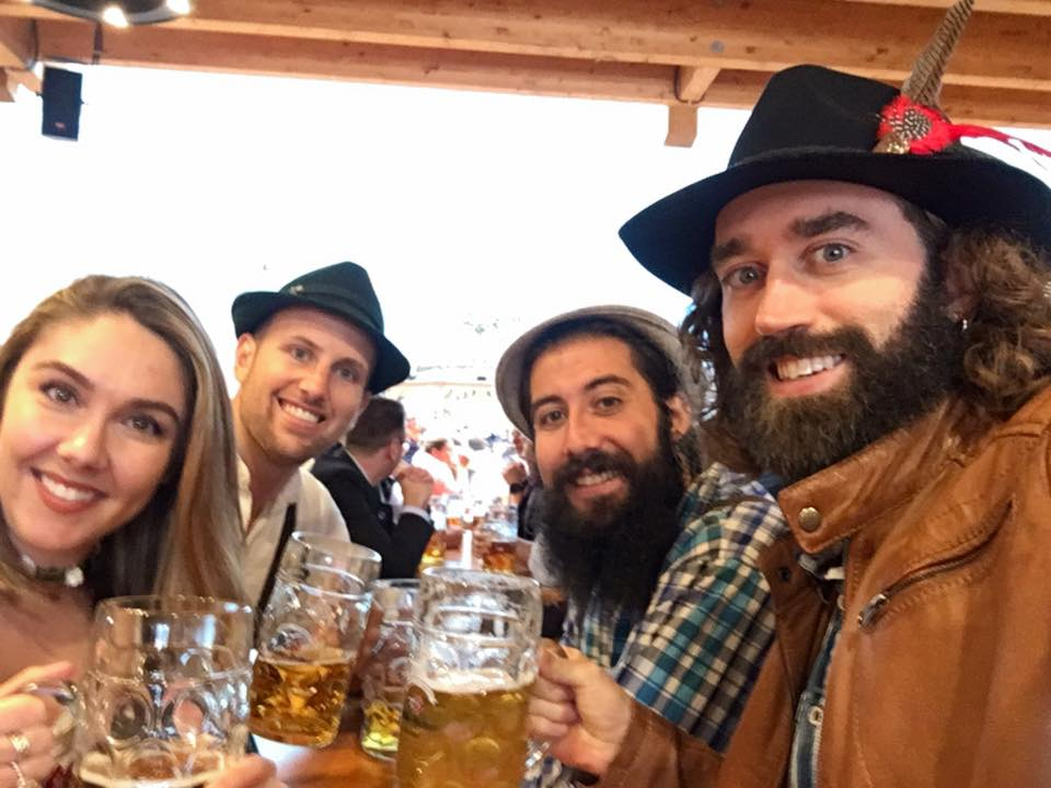 Seven Things I Learned at Oktoberfest