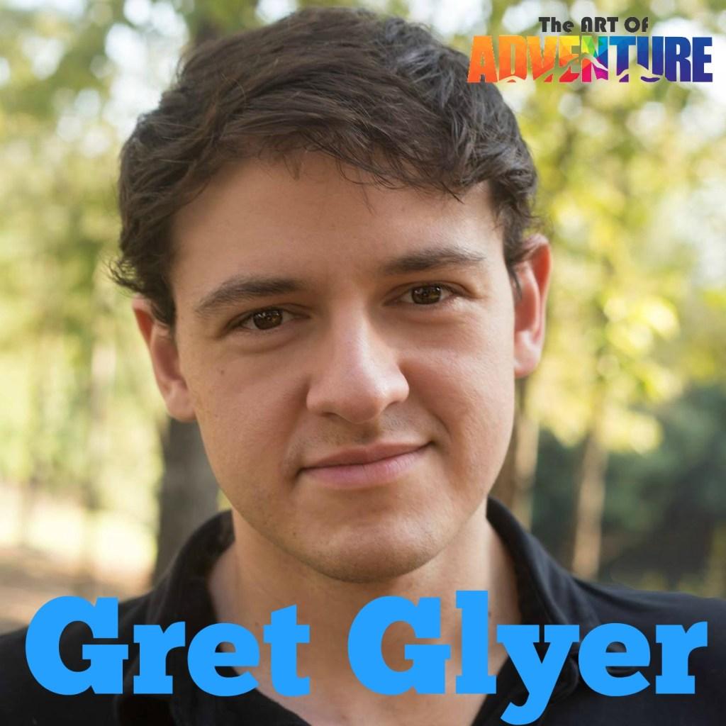 Grey Glyer Art of Adventure