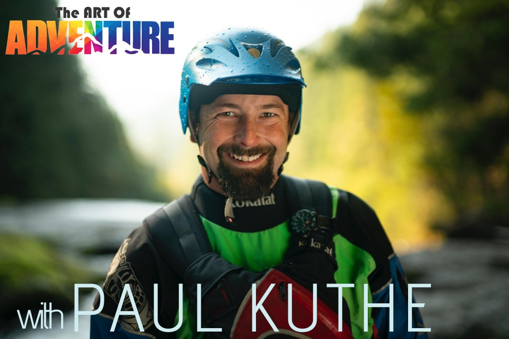Paul Kuthe | Sea Kayak Surfing Pioneer