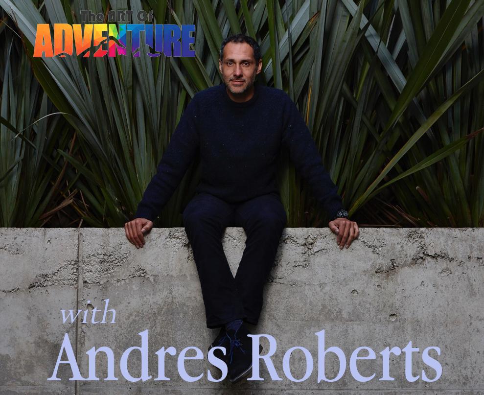 Andres Roberts | Bio-Leadership