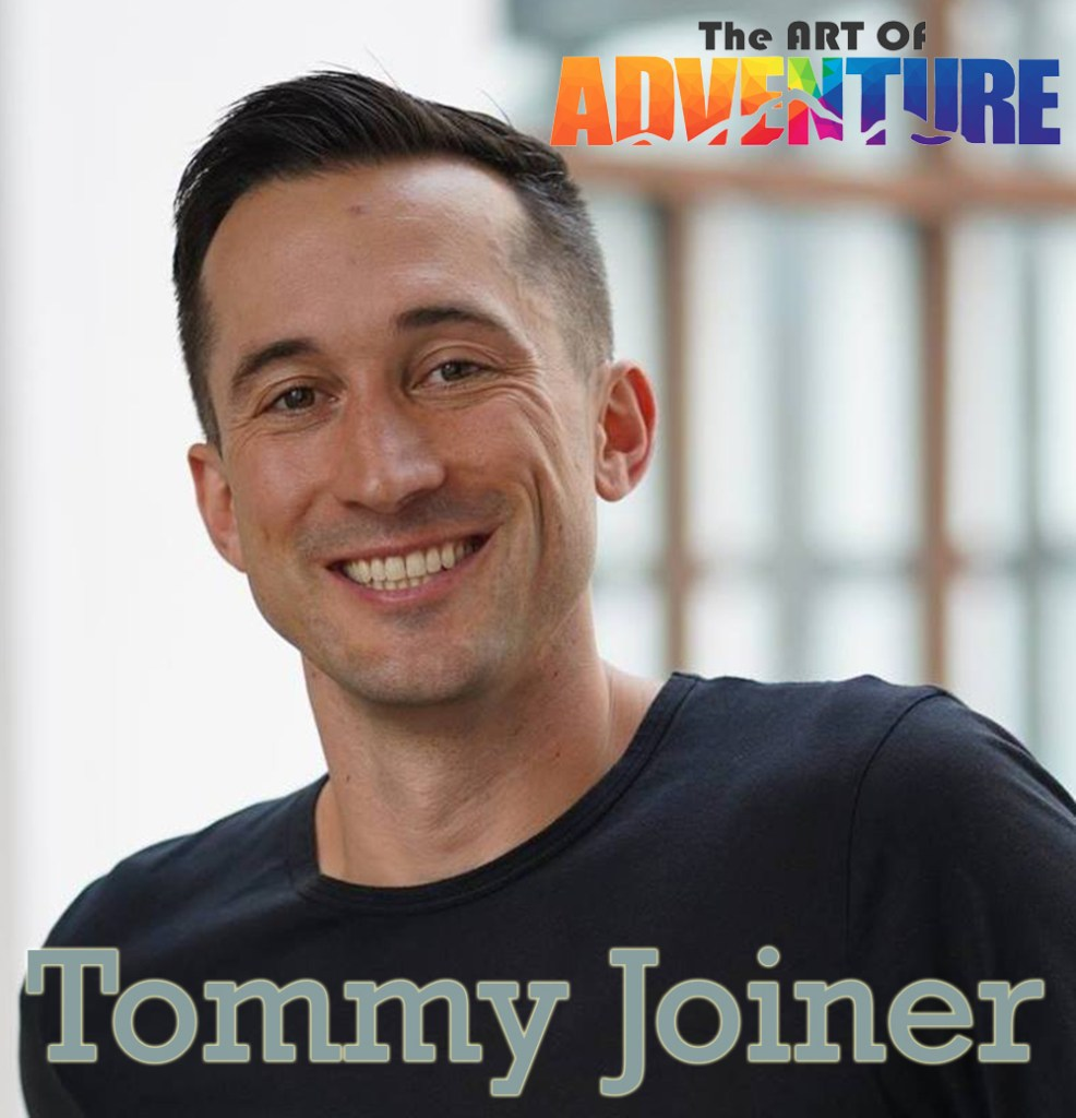 Tommy Joiner | Building a Freelance Writing Company While Moving Around the World