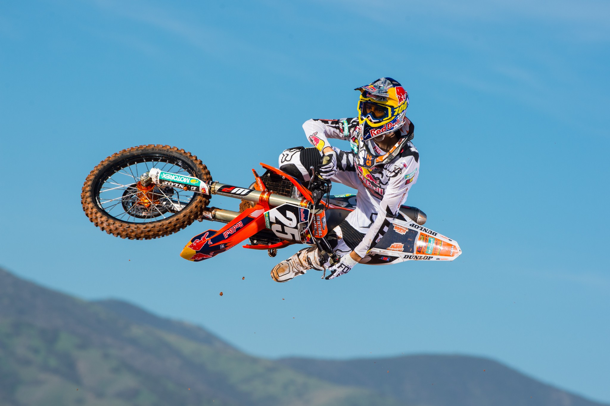 Ktm Motocross Wallpaper Hd 100 Presents Behind The Scenes With Marvin Musquin