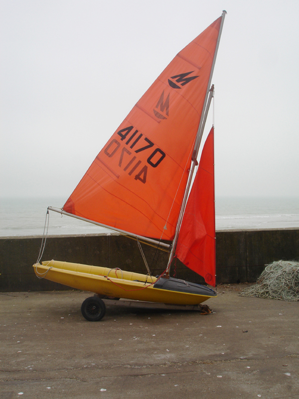 Mirror Dinghy Mirror Dinghy Rigging