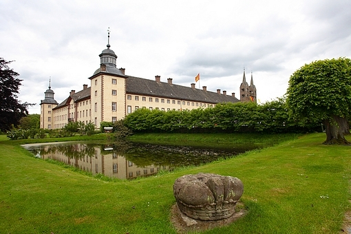 Festakt Kloster Corvey