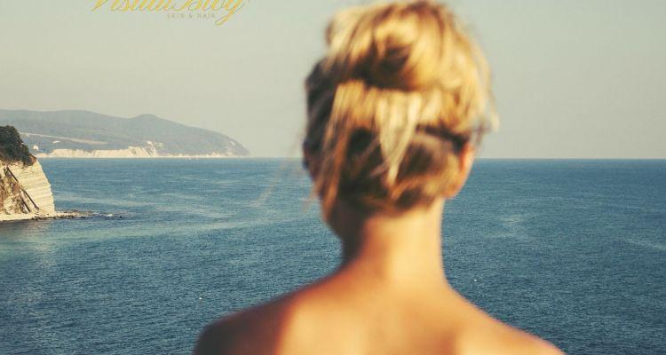 Perjudica el agua de mar el cabello