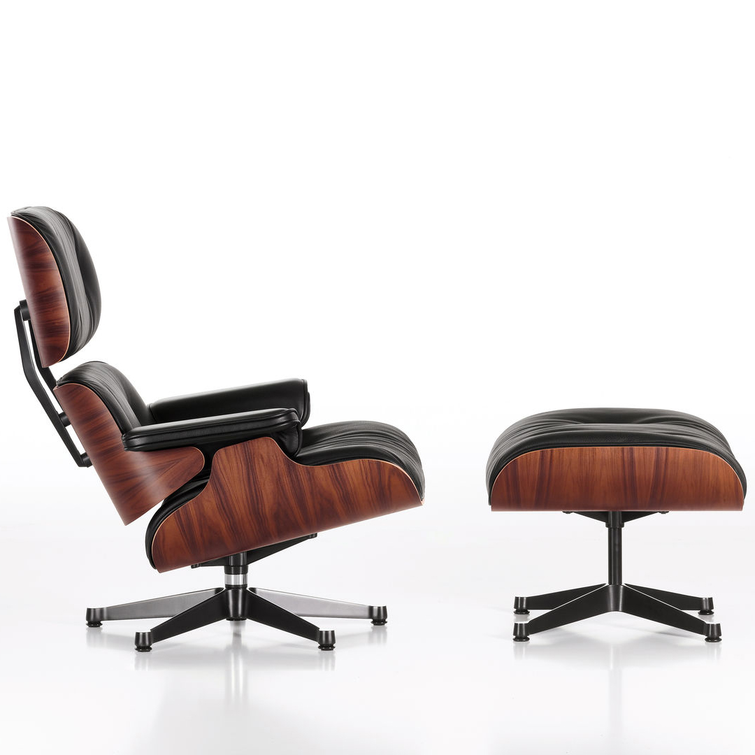 Eames Lounge Chair Zubehör Charles Ray Eames Lounge Chair